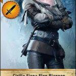 Cirilla Fiona Elen Riannon Gwent card