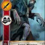 Crone: Whispess Gwent card