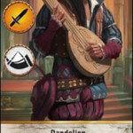 Dandelion Gwent card