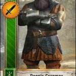 Dennis Cranmer Gwent card