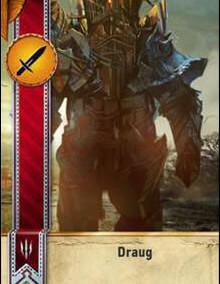 Draug-gwent-card