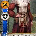 Dun Banner Medic Gwent card