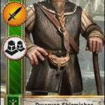 Dwarf Skirmisher 2 Gwent card