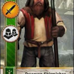 Dwarf Skirmisher Gwent card