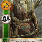 Elven Skirmisher 2 Gwent Card