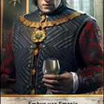 His Imperial Majesty Gwent Leader card