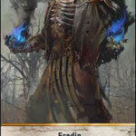 Destroyer of Worlds Gwent Leader card