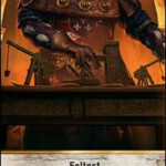 King of Temeria Gwent Leader card