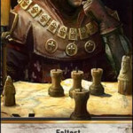 Lord Commander of the North Gwent Leader Card
