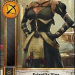 Fringilla Vigo Gwent card