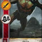 Ghoul 2 Gwent card