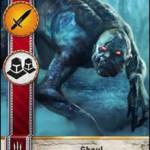 Ghoul 3 Gwent card
