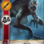Ghoul Gwent card