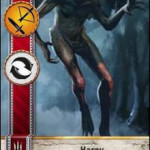 Harpy Gwent card