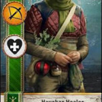 Havekar Healer 2 Gwent Card