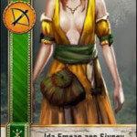 Ida Emean Gwent card