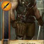 Letho of Gulet Gwent Card