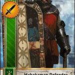 Mahakaman Defender 2 Gwent Card