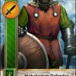 Mahakaman Defender 3 Gwent Card