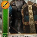 Mahakaman Defender 5 Gwent Card