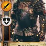 Menno Coehoorn Gwent card
