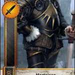 Morteisen Gwent card