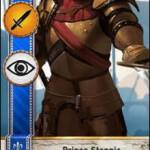 Prince Stennis Gwent Card