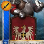 Redanian Foot Soldier Gwent Card