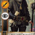 Shilard Fitz-Oesterlen Gwent card