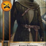 Siege Engineer Gwent Card