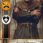 Siege Technican Gwent card