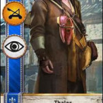 Thaler Gwent Card