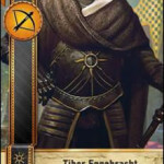 Tibor Eggebracht Gwent card
