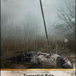 Torrential Rain Gwent Card