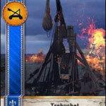 Trebuchet Gwent Card