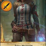 Triss Merigold Gwent Card