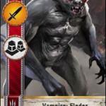 Vampire: Fleder Gwent card