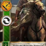 Vrihedd Brigade Veteran 2 Gwent card