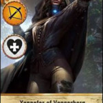 Yennefer of Vengenberg Gwent Card