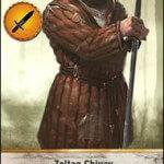 Zoltan Chivay Gwent Card