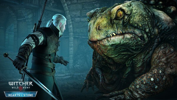 Hearts of stone new monsters Witcher 3