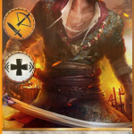 Olgierd von everec gwent hearts of stone card