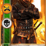Schirru gwent card Hearts of Stone