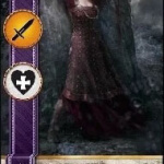 birna bran card blood-and wine gwent witcher 3