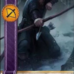 clan brokvar archer baw gwent card