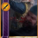 donar an hindar blood and wine gwent card