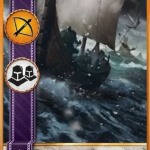 light longship baw gwent card