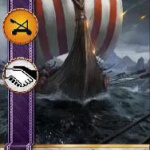 war longship gwent card blood and wine new